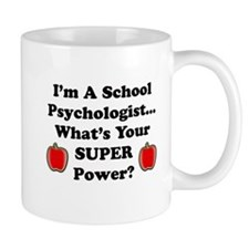 I teach psychologist Mugs