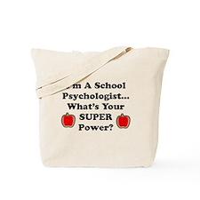 Unique School psychologist Tote Bag