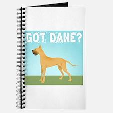 Fawn Great Dane Journal