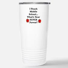 Unique Middle school Travel Mug