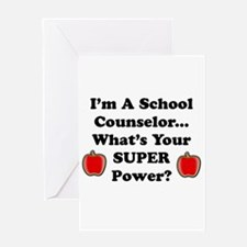 Funny Counselor Greeting Card