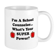 I teach counselor Mugs