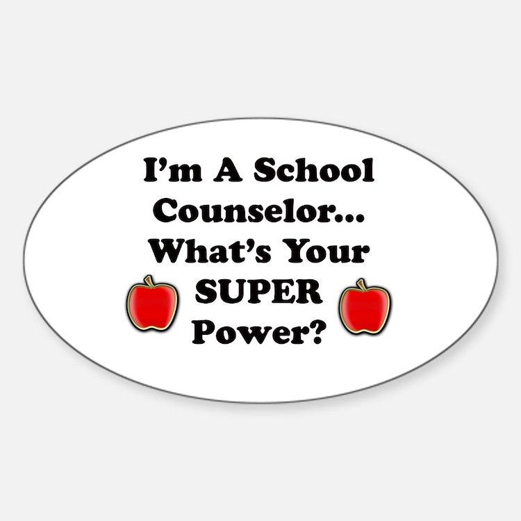 I teach counselor Decal