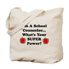 Unique School counselor Tote Bag