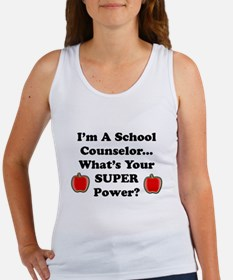 Funny School counselor Women's Tank Top