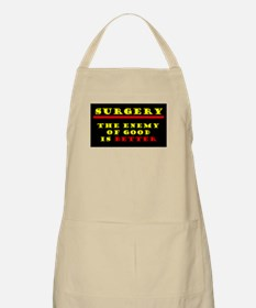 The Enemy of Good 2 Apron