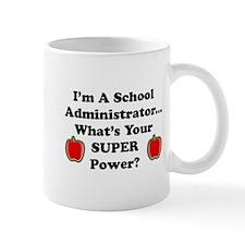 I teach admin Mugs