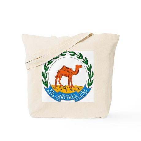 Eritrea Coat of Arms Tote Bag