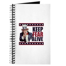 Keep Fear Alive Journal