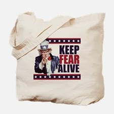 Keep Fear Alive Tote Bag