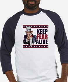 Keep Fear Alive Baseball Jersey
