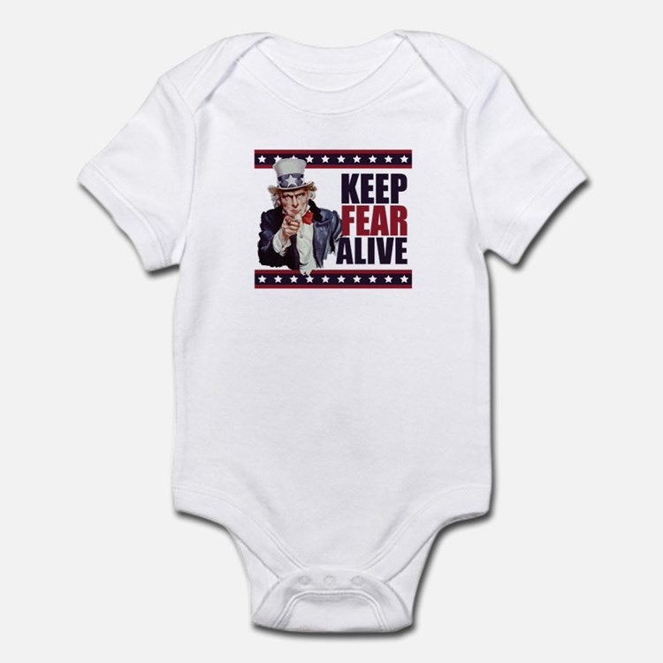 Keep Fear Alive Infant Bodysuit