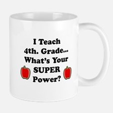 I teach 4 Mugs