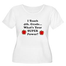 Cute 4th grade teacher T-Shirt