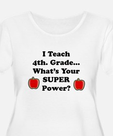 Cute 4th grade teacher T-Shirt