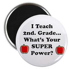 I teach 2 Magnets