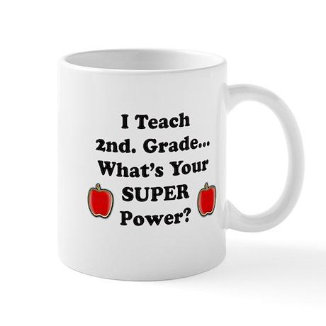 I teach 2 Mugs