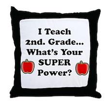 Unique School secretaries Throw Pillow