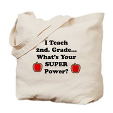 Cute Second grade Tote Bag