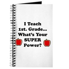 Funny Preschool teacher Journal