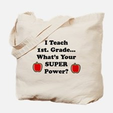 Cute 1st grade Tote Bag