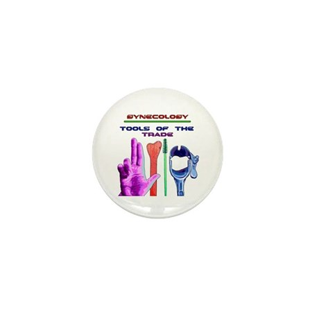 Tools of the Trade Mini Button (10 pack)