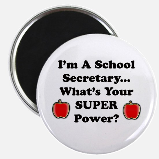 I secretary Magnets
