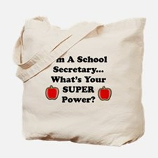 Funny Super power Tote Bag