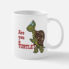 Walking Turtle Mug