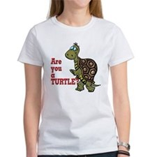 Walking Turtle Tee