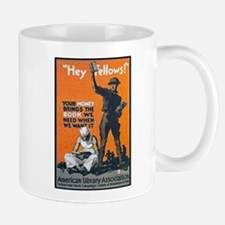 Library Association Reading Mug