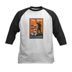 Library Association Reading Kids Baseball Jersey