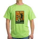Library Association Reading Green T-Shirt
