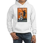 Library Association Reading (Front) Hooded Sweatsh