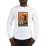 Library Association Reading Long Sleeve T-Shirt