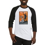 Library Association Reading Baseball Jersey