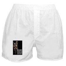 Books Wanted Poster Art Boxer Shorts