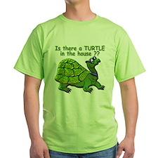 Male Turtle T-Shirt