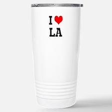 I love LA Travel Mug