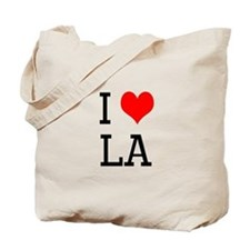 I love LA Tote Bag
