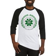 Comoros Coat of Arms Baseball Jersey