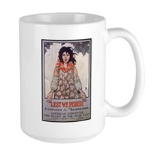 Lest We Perish Famine Mug
