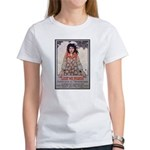 Lest We Perish Famine Women's T-Shirt