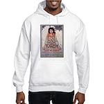 Lest We Perish Famine (Front) Hooded Sweatshirt