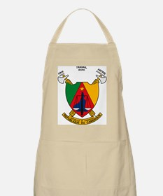 Cameroon Coat of Arms BBQ Apron