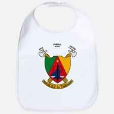 Cameroon Coat of Arms Bib