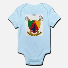 Cameroon Coat of Arms Infant Creeper