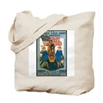 Woman's Land Army Tote Bag