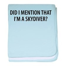 Skydiver Infant Blanket