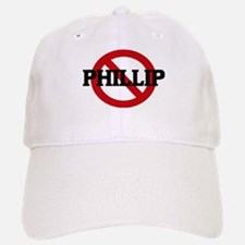 Anti-Phillip Baseball Baseball Cap